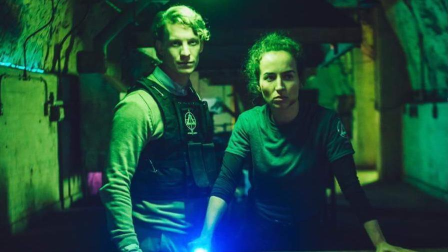 BLACK SITE: Tom Paton's Lovecraftian Kick-Ass Sci-Fi Thriller Gets An Official Trailer