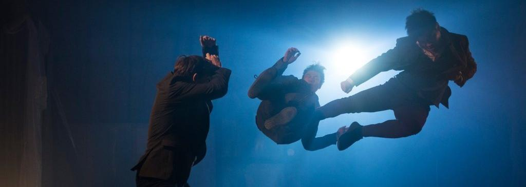 Review: NIGHTSHOOTERS Is Pure, R-Rated Martial Arts Action And Comedy Fun