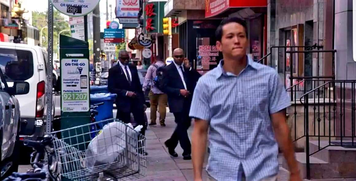 MADE IN CHINATOWN: Meet Vinny In New Stills From The Upcoming Martial Arts Mob Comedy