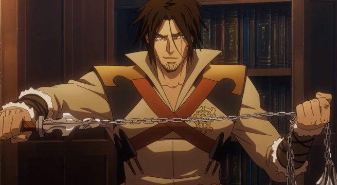 CASTLEVANIA: Monsters, Magic And Majesty In The Official Season Two Trailer