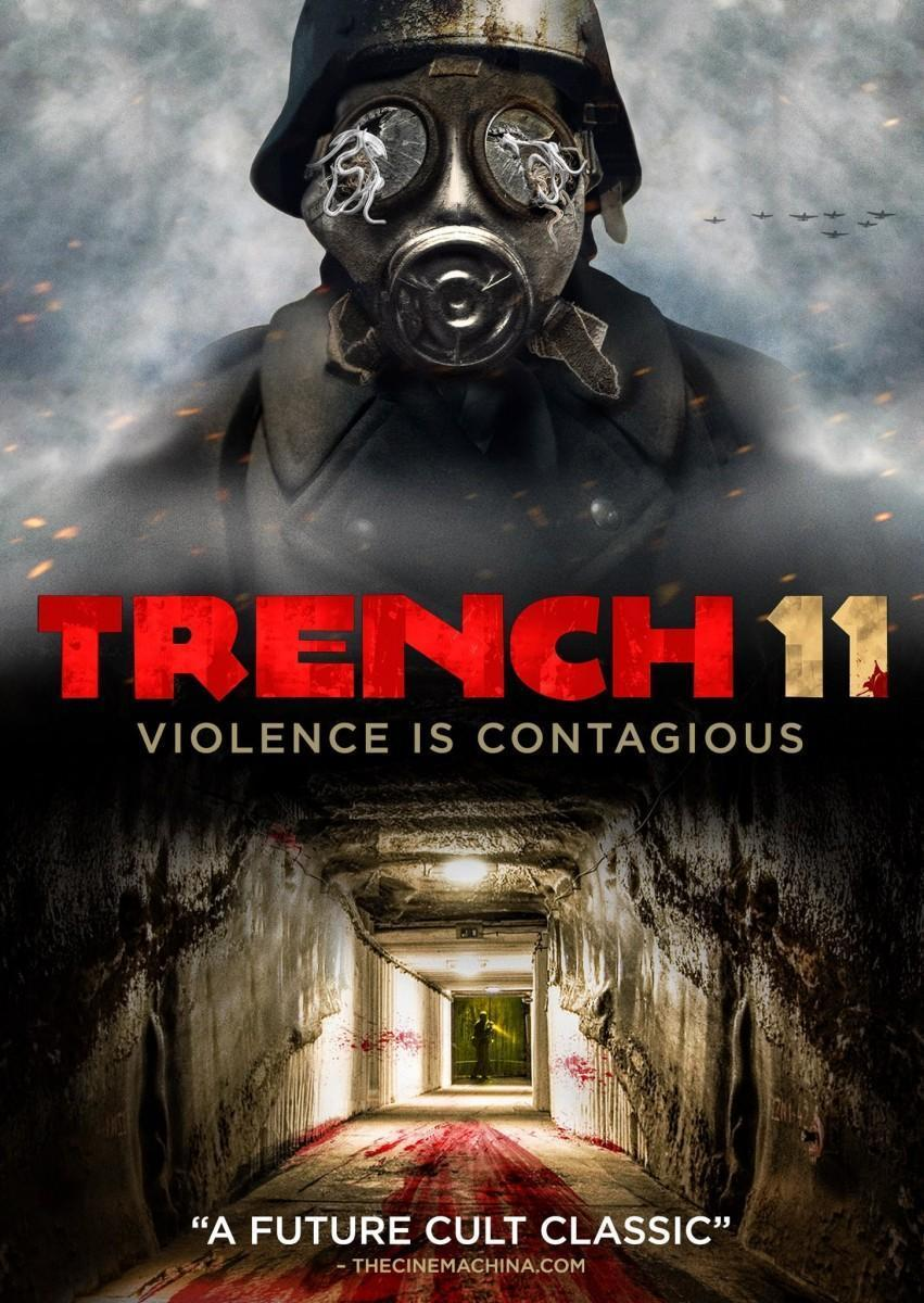 Leo Scherman's WWI Horror, TRENCH 11, Gets Releases In Canada And North America This Fall.