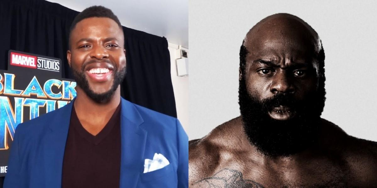 BACKYARD LEGEND: Winston Duke To Play Kimbo Slice In The New MMA Biopic