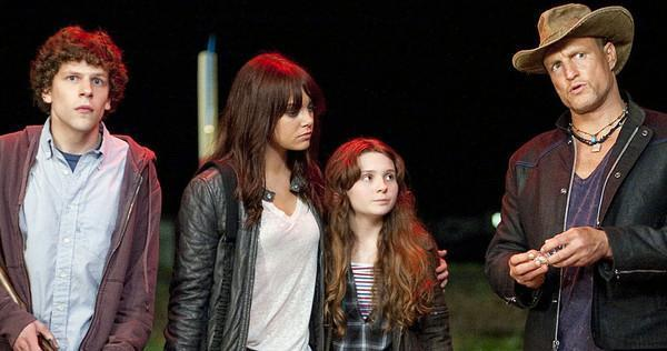 ZOMBIELAND 2 Gets Greenlit With A Ten-Year Anniversary Release Date, All Four Stars Returning