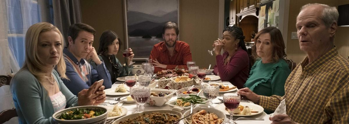 Trailer: Ike Barinholtz's THE OATH Gets Purge-Ish At Thanksgiving