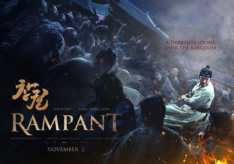 Well Go USA Runs RAMPANT In Select Theaters On November 2