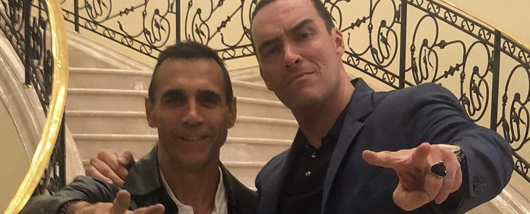 WILD LEAGUE: Adrian Paul Period Sports Drama Completes Filming