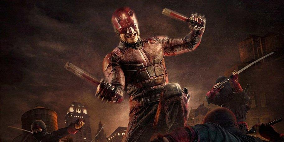 DAREDEVIL: Season Three Sees Devilish Confessions In The First Teaser