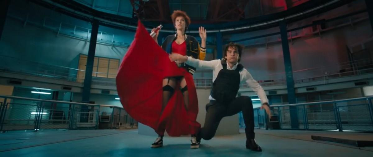 NICKY LARSON: France's Answer To 'City Hunter' Scores A First Trailer
