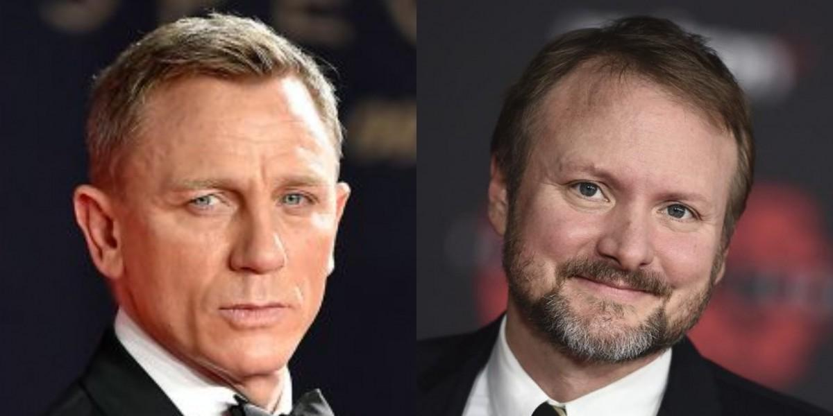 KNIVES OUT: Daniel Craig Sharpens Up For Rian Johnson's Indie Crime Flick