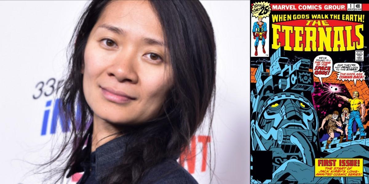 Marvel Adds Chloe Zhao To Direct THE ETERNALS
