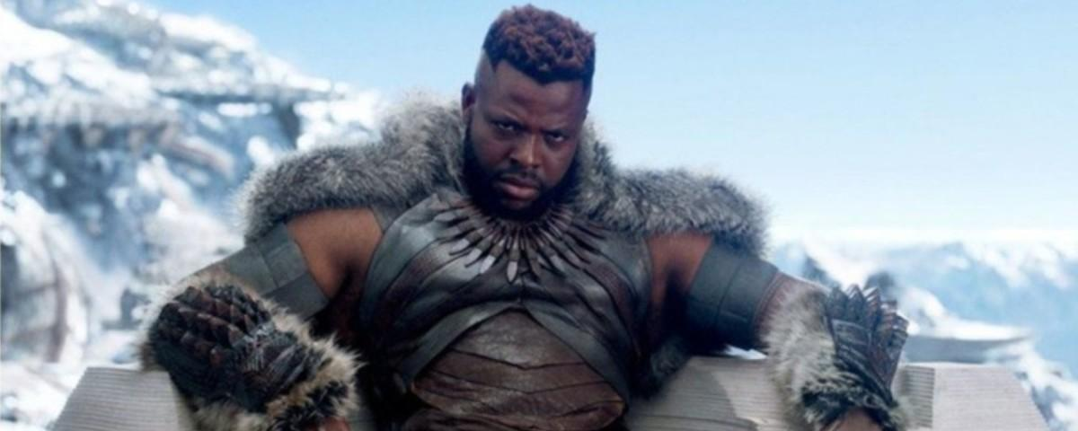 HEROINE: Winston Duke To Wear Metal Armor And Beat Up Aryan Scum In Paramount Players Actioner