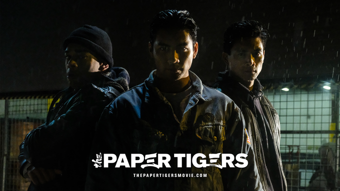 Help Kickstart THE PAPER TIGERS, An Independent Kung Fu Film With Humor And Heart