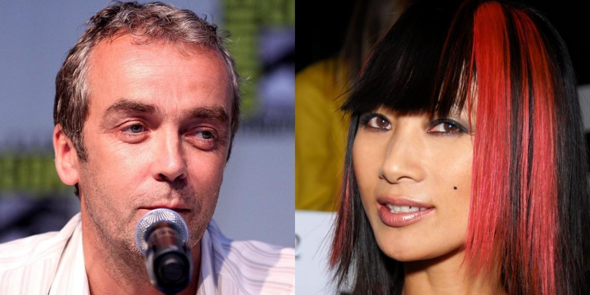 14 FISTS Clenches John Hannah And Bai Ling