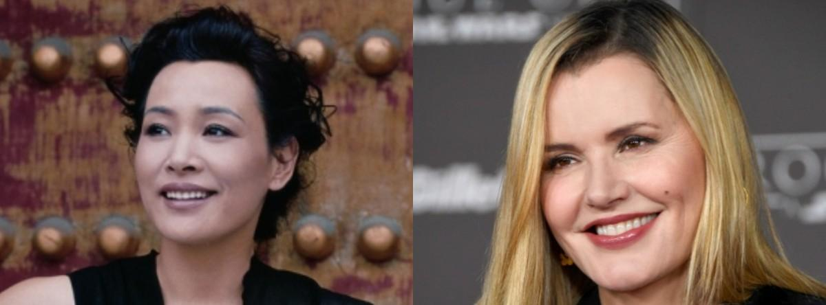 Jessica Chastain's EVE Adds Joan Chen And Geena Davis