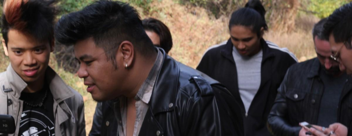 "Leroy Nguyen On Long-Awaited Indie Gangster Pic, SILVERBACK: ""F*ck Your Feelings"""