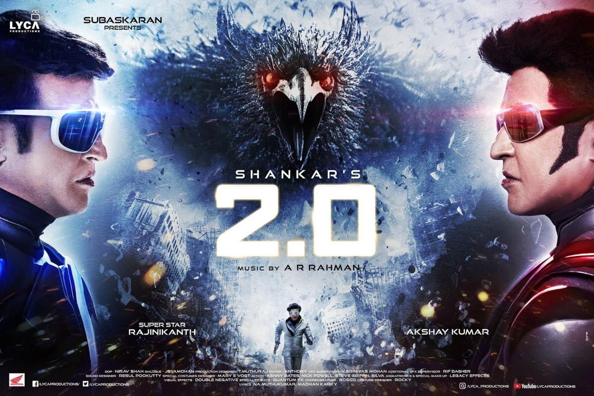 2.0: Your Smartphones Are Out To Kill You And Only S.S. Rajinikanth Can Stop Them In The Official Trailer