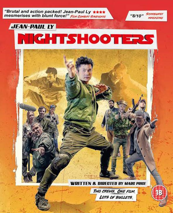 Hey UK! Marc Price's NIGHTSHOOTERS Is Here To Pre-Order Before Boxing Day!