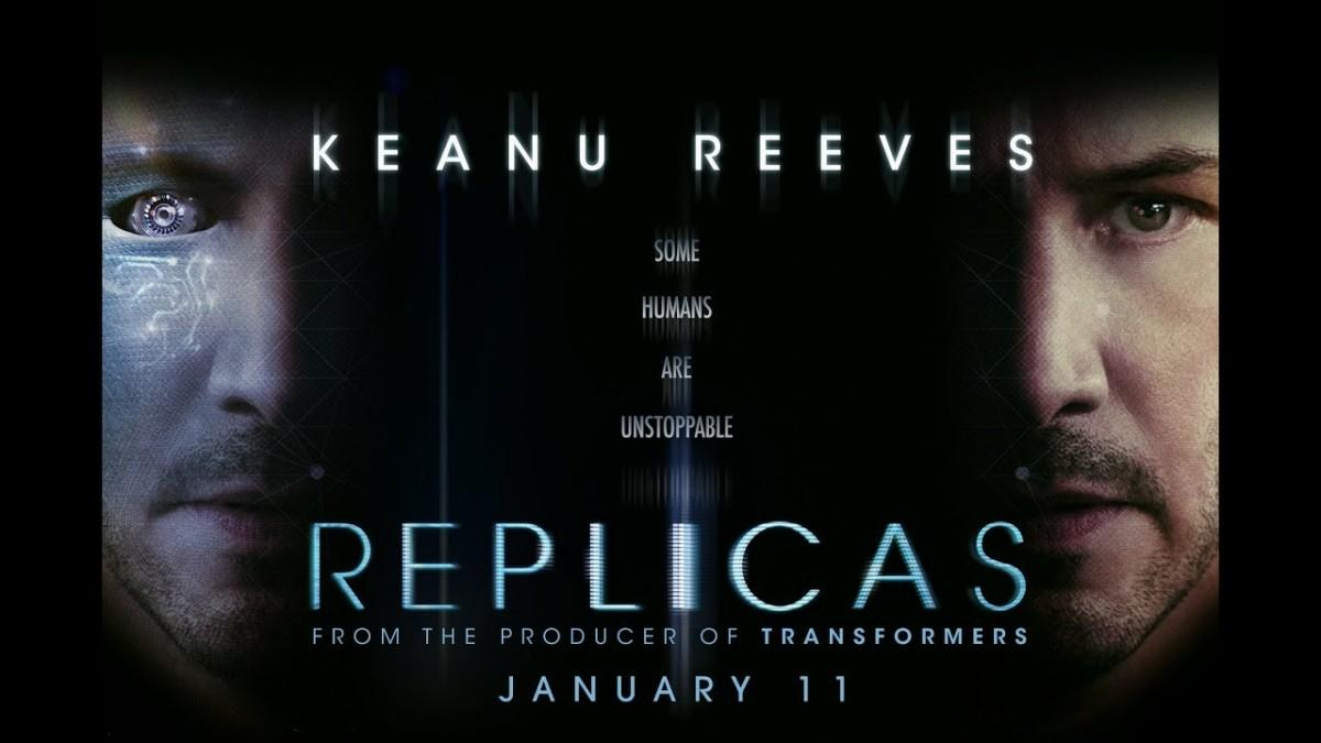 REPLICAS: Keanu Reeves Fights The Laws Of Nature In The Official Trailer