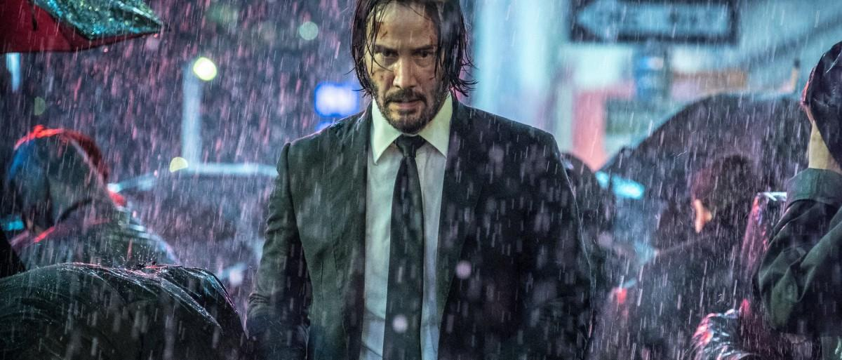 "JOHN WICK 3 Director On A Fourth Film: ""Keanu And I Have Ideas For Days!"""