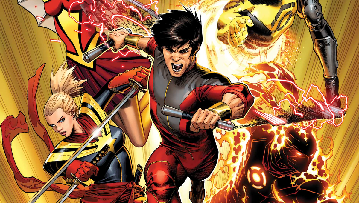 Marvel's Latest Milestone Arrives With SHANG-CHI Feature Film Back In Development