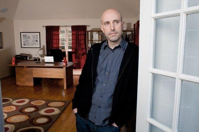 NYT Best Seller Brian K. Vaughan Scores Three-Year Deal At Legendary