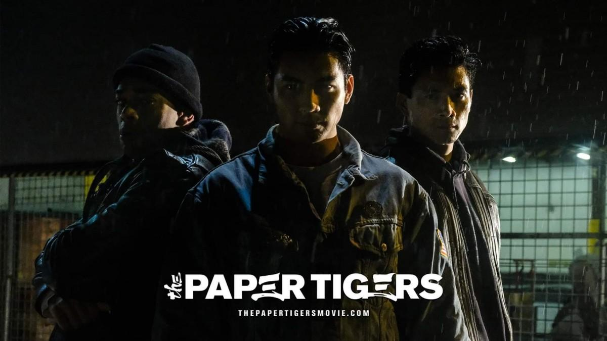 Bao Tran's THE PAPER TIGERS Fulfills On Kickstarter, Signals Forthcoming Stretch Goals