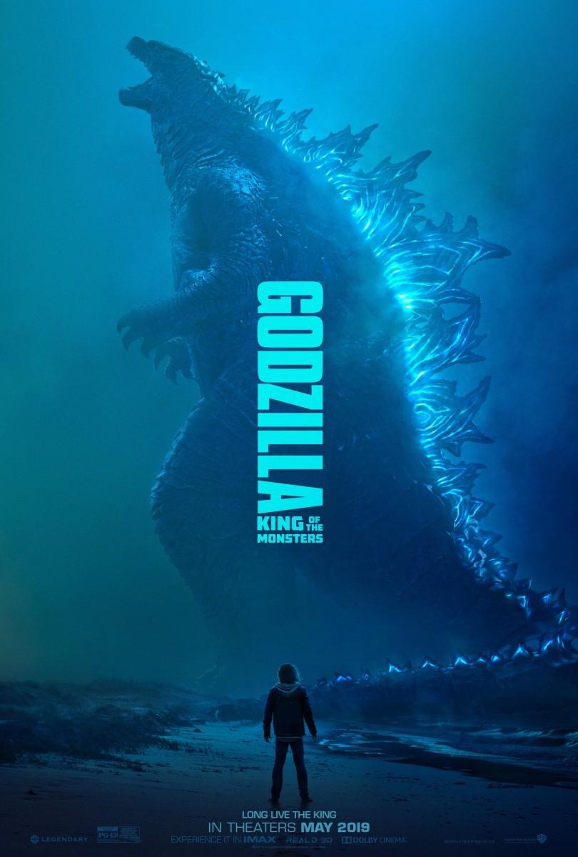 GODZILLA: KING OF THE MONSTERS Reveals An Epic Clash Of The Titans In The Official Trailer
