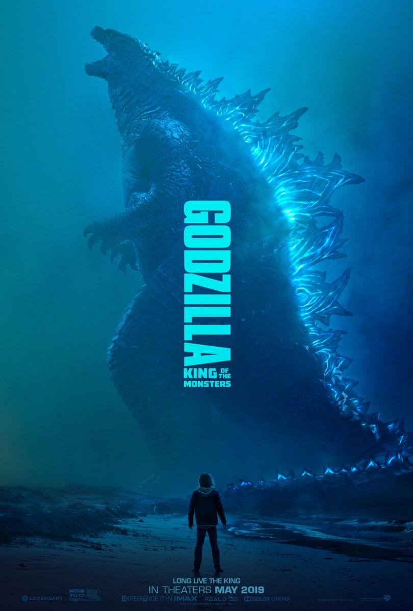 GODZILLA: KING OF THE MONSTERS Highlights Rodan, Mothra and Ghidora In Gargantuan New Character Posters