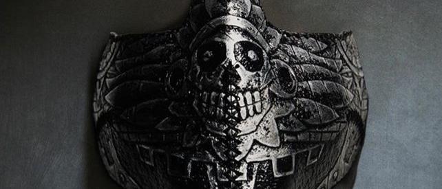 New EL CHICANO Poster: Beware The Myth, Beware The Mask