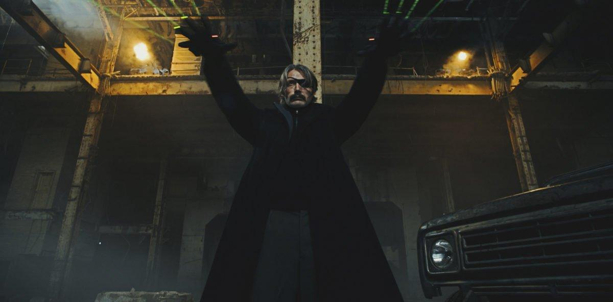 POLAR: Mads Mikkelsen Kills On His Way Out In The Official Trailer