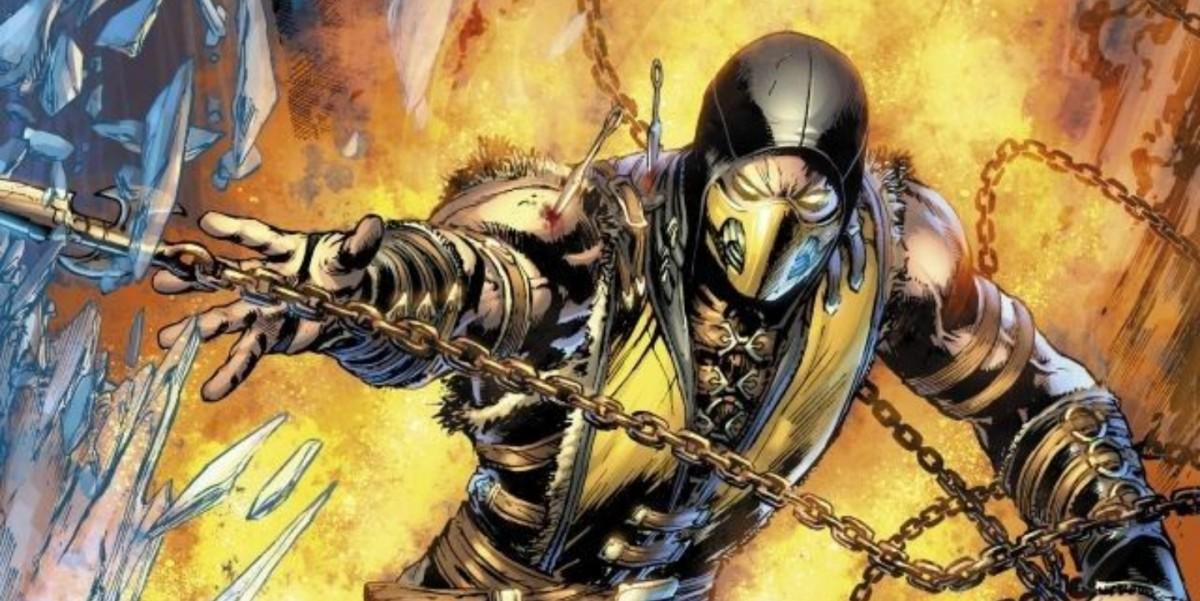 An Animated MORTAL KOMBAT Movie May Be Coming, And I'm Over Here Like ¯\_(ツ)_/¯