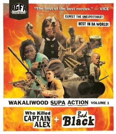 Wakaliwood To Take The U.S. By Storm With WHO KILLED CAPTAIN ALEX? And BAD BLACK On Blu-Ray In May!