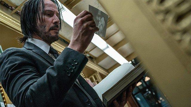 JOHN WICK: CHAPTER 3 – PARABELLUM: Keanu Reeves Dreams The Impossible In The Official Trailer
