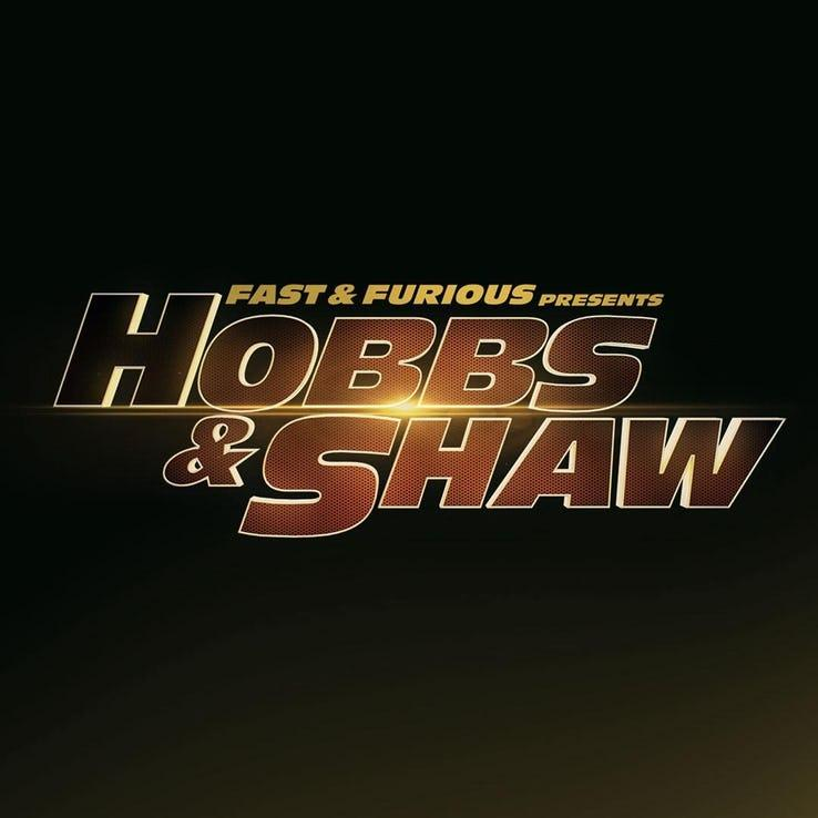 FAST AND FURIOUS PRESENTS: HOBBS AND SHAW In New Animated Character Posters
