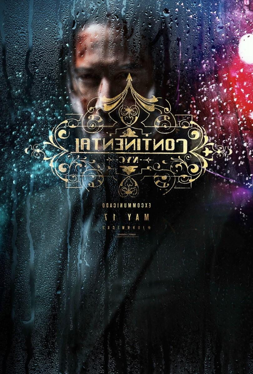 Memories Salvaged In A New Still From JOHN WICK CHAPTER 3: PARABELLUM