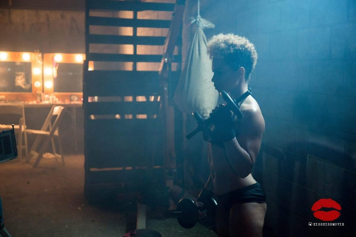 KISS KISS: Don't Miss The Official Trailer For Dallas King's Sultry And Savage Tournament Thriller