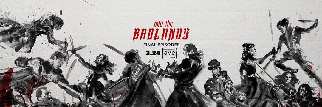 INTO THE BADLANDS Signals The Last War In The Official Series Finale Trailer