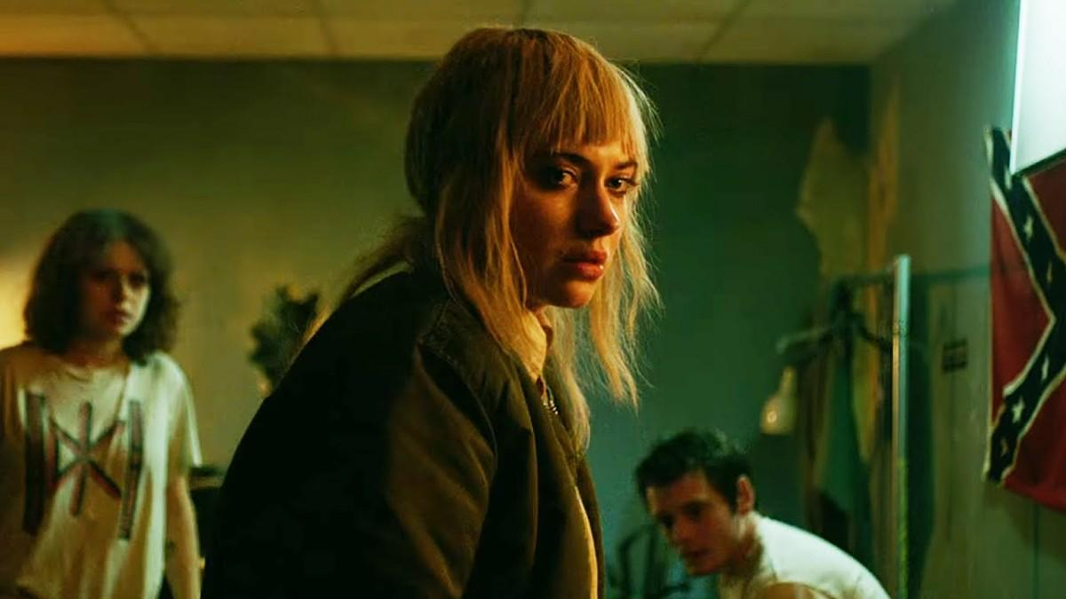 Sono Sion's PRISONERS OF THE GHOSTLAND Haunts With Imogen Poots Joining Nicolas Cage