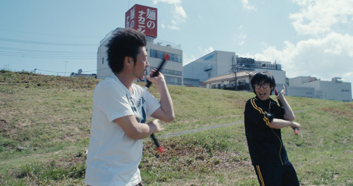 The Official Trailer For NUNCHAKU AND SOUL Will Either Have You Dancing, Or Running And Screaming