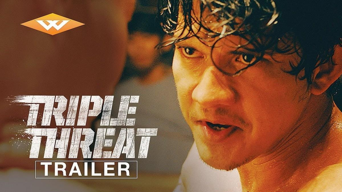 Load Up! The Official TRIPLE THREAT Trailer Is Finally Here!