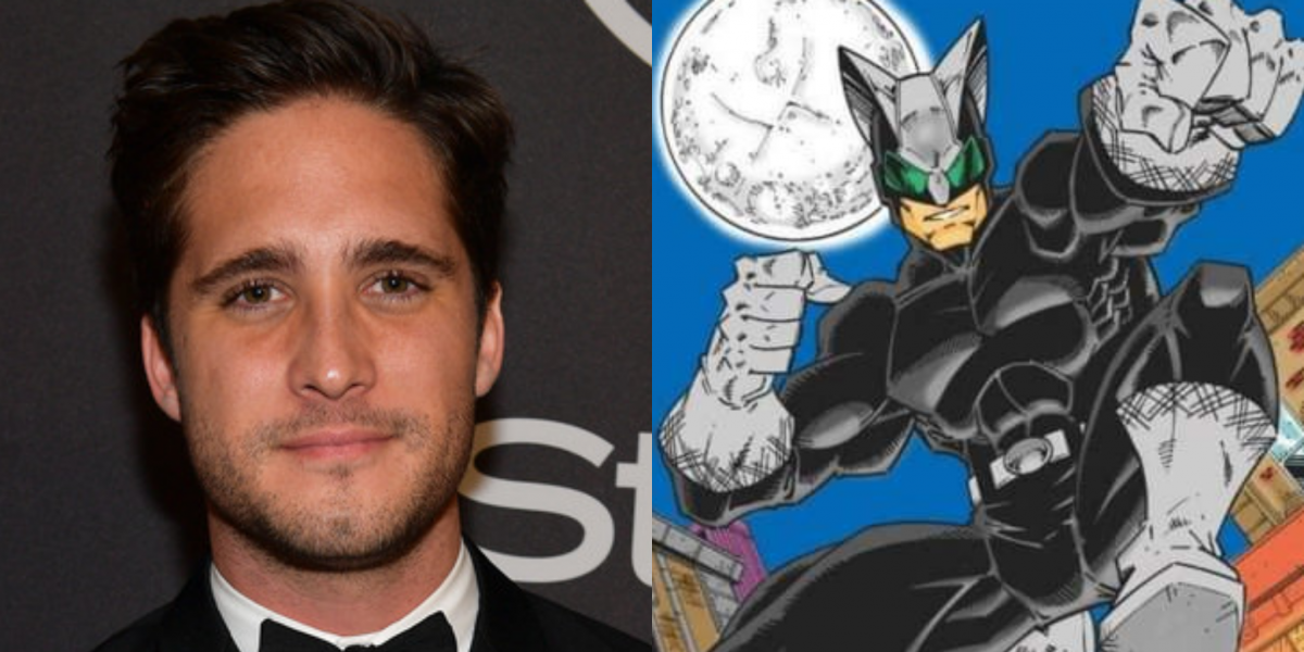 MGM TV's EL GATO NEGRO: NOCTURNAL WARRIOR Picks Up Steam With Diego Boneta Attached To Star